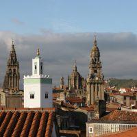Alminar en Santiago, de  Jorge Barbi