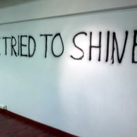 Montse Rego. Shine! Do You Mind?