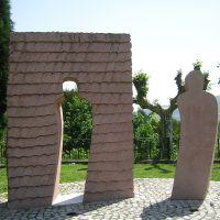 Monumento ás vítimas da represión, de  Silverio Rivas