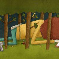Sen titulo (Xigante. Mural), de  Óscar Villán