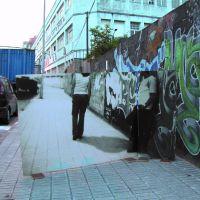 Porto instalado: Refuxios (Porto), de  Carme Nogueira