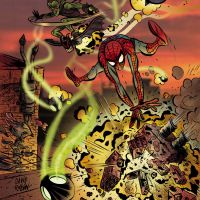 Spiderman, de  David Rubín